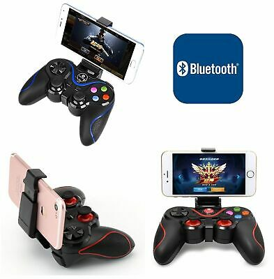 CONTROLLER JOYSTICK WIRELES SMARTPHONE ANDROID iPHONE IOS GAME PAD BLUETOOTH PS3