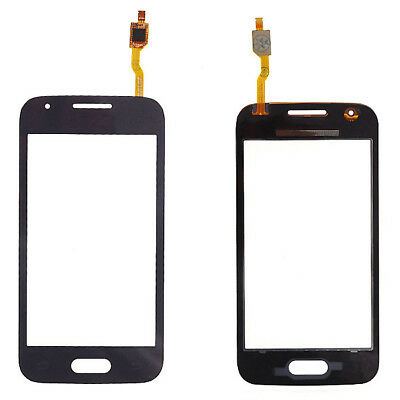 Samsung Galaxy Ace 4 LTE G313 313F Duos Black Front Touch Screen Digitizer Glass