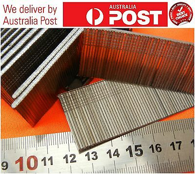 304 STAINLESS STEEL 30MM Brad Nails 560 PCS Heavy Duty Best Quality