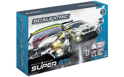 Scalextric C1360 Super Gt Starter Set App Race Control One