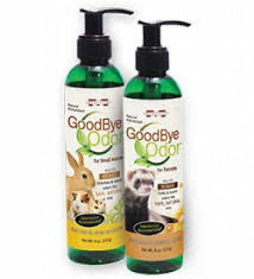 Marshall Goodbye Odor For Ferrets/Small Animals 8oz - 32oz