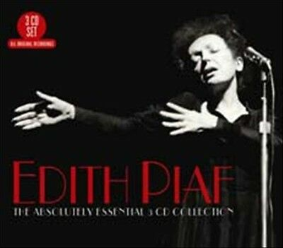 The Absolutely Essential 3 Cd Collection by Edith Piaf.