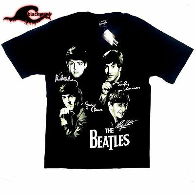 The Beatles - Signiture Series - Band T-Shirt
