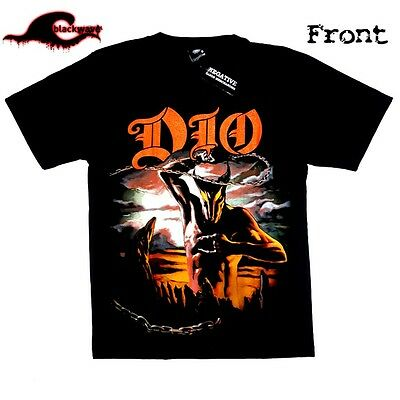 DIO - Holy Diver - Classic Band T-Shirt