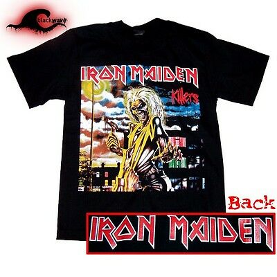 Iron Maiden - Killers - Band T-Shirt