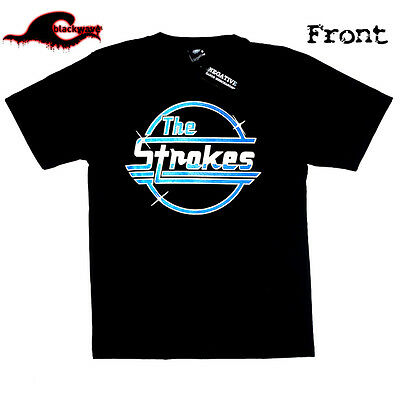 Strokes - Classic Logo - Classic Band T-Shirt