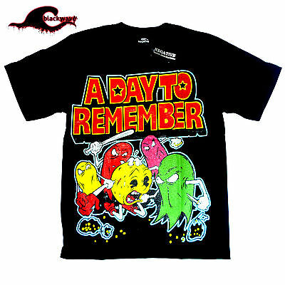 A Day To Remember - Packman Getting Bashed - Classic Band T-Shirt