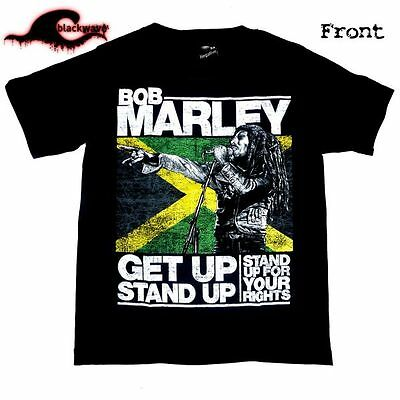 Bob Marley - Stand Up For Your Rights - Reggae T-Shirt