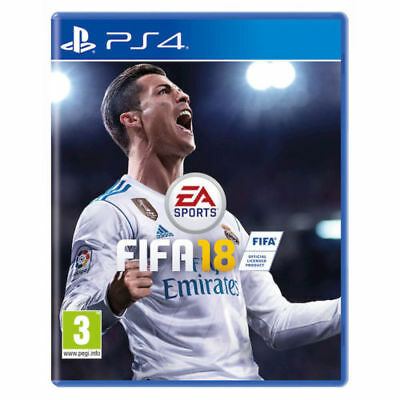 Fifa 18 Ps4 Italiano Videogioco Playstation 4 Videogame Pal Standard Edition