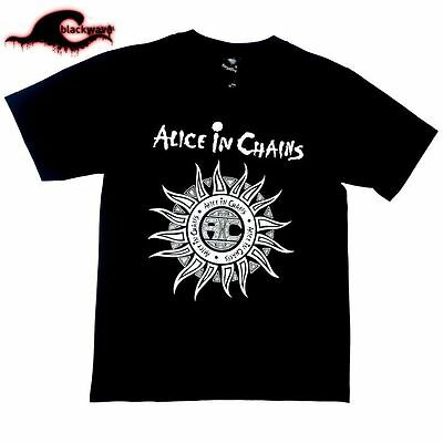 Alice In Chains - Classic Logo - Band T-Shirt