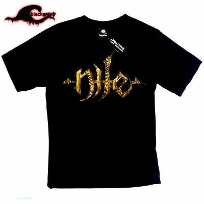 Nile - Annihilation Of the Wicked - Band T-Shirt