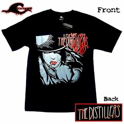 The Distillers - Smoking Lady - Classic Band T-Shirt
