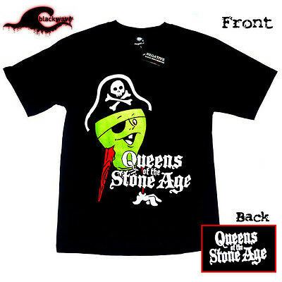 Queens Of The Stone Age - Pirate - Band T-Shirt