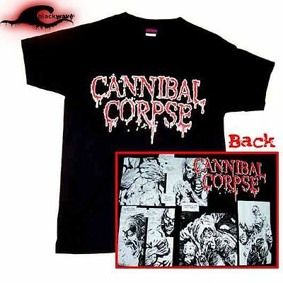 Cannibal Corpse - Classic - Band T-Shirt