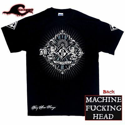 Machinehead - Machine F#cking Head - New Band T-Shirt