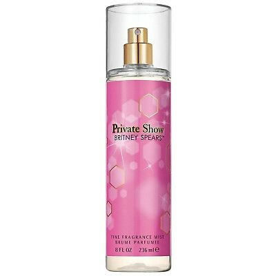 Britney Spears Private Show Body Mist 240ml for women