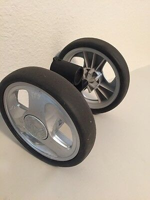 Replacement Rear Locking Wheel for Combi Cosmo EX Single Stroller