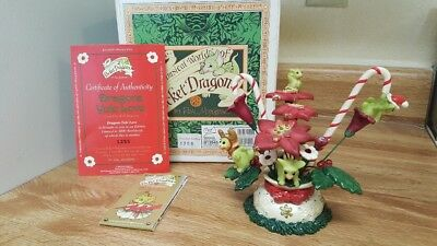 "Pocket Dragons ""Dragons Yule Love"" Ltd Ed"