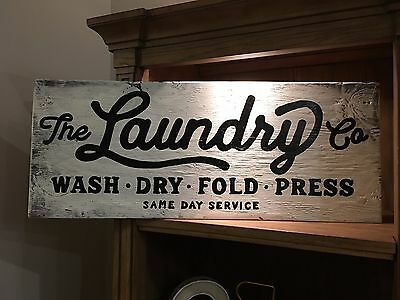 Loads Of Fun Rustic Distressed Wood Sign ENS1001746 Laundry Room Home Decor