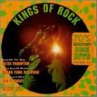 Various Artists : 70s Greatest Rock Hits: Kings Of Rock Vo CD
