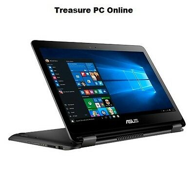 "Asus TP301UA-DW030T Vivo Flip Book i5 6200U 8GB RAM 1TB HDD 13.3"" Touch Win10"