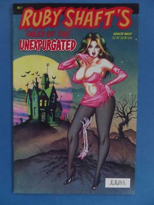 Ruby Shaft's Tales Of The Unexpurgated 1 Eros Rare! Adults!