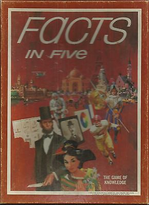 Facts in Five {Avalon Hill)