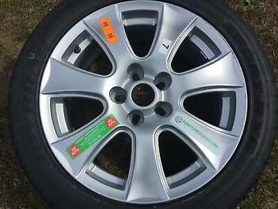 Recovery Vehicle Company * Rac * Aa * Multi-Fit Wheels * Puncture No Spare *