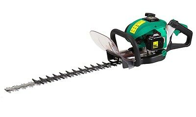Refurbished Petrol Hedge Trimmer 2 Stroke 25cc Engine Anti-Vibration Dual Action