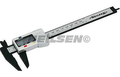 DIGITAL vernier guage gauge caliper 150cm ABS CASE measuring digital LCD NEILSEN
