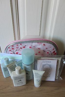 Liz Earle Weekend/Travel  11 Piece Set  ~ New