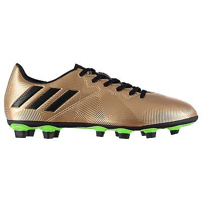 adidas Messi 16.4 FG Firm Ground Football Boots Mens Cop/Blk Soccer Cleats Shoes