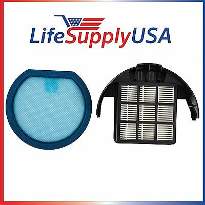10 pack Replacement Filter Kit for Hoover T-Series WindTunnel Bagless Upright