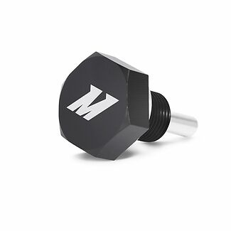 Magnetic Black Oil Drain Plug M14 x 1.25