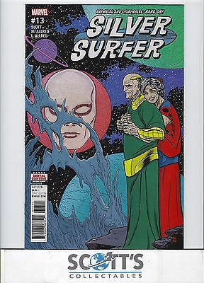 Silver Surfer  #13   New  (Bagged & Boarded)