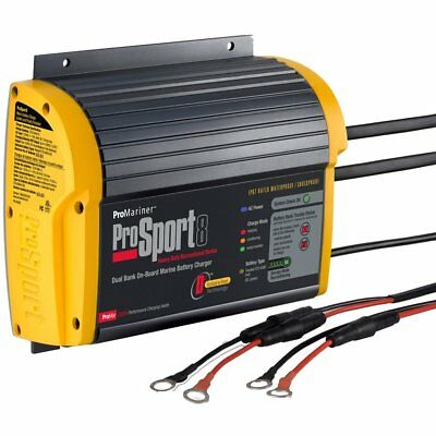 Pro Mariner ProSport 8 2 Bank Charger 43008