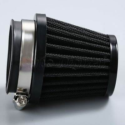 Motorcycle 54mm 53mm 52mm Air Intake Filter Cleaner Pod ATV Dirt Pit Minibike