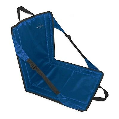 Alpine Mountain Gear Stadium Seat - Blue AMG085-BL
