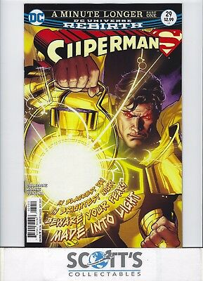 Superman  #29   New  (Bagged & Boarded)