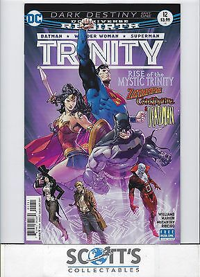 Trinity  #12   New  (Bagged & Boarded)