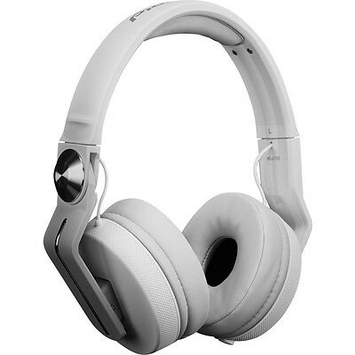 Pioneer HDJ-700 W White DJ Headphones Boxed inc Warranty
