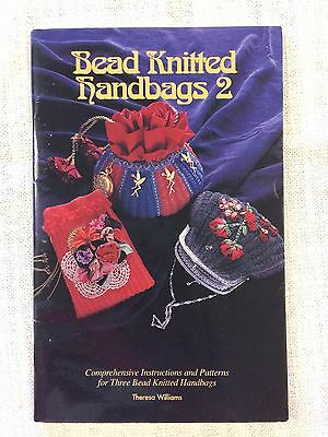 Bead Knitted Handbags 2 by Theresa Williams