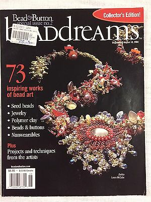 Bead & Button Special Issue Beaddreams (Collector's Edition) Aug 2004