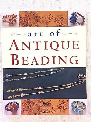 Art of Antique Beading Paperback – February 15, 2001 by Ondori Staff