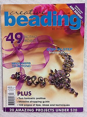Creative Beading Magazine - Vol 4 No 2