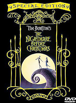 The Nightmare Before Christmas (Special DVD