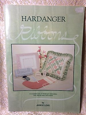 Hardanger Ribbons by Janice Love