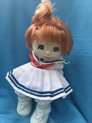 Doll Is Not Included! Authentic Dress And Knickers Only! Plus Replica Nappy Now!