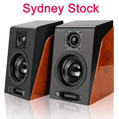 Multimedia USB Stereo Mini Speakers Subwoofer for Computer PC Laptop Tablet