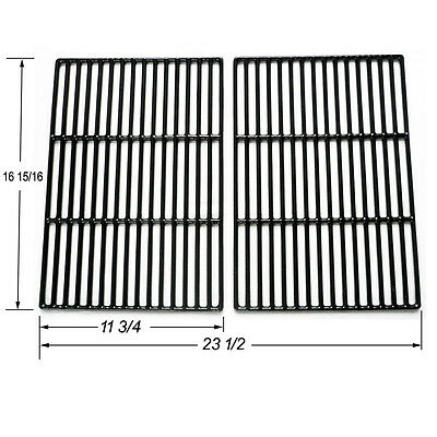 Brinkman Grill Replacement Porcelain Coated Cast Iron Cooking Grid SGX662